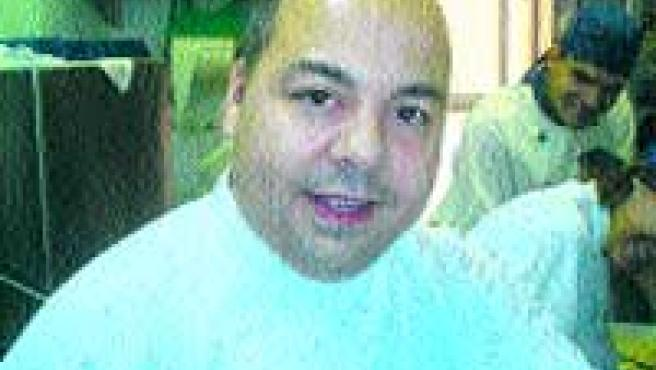 David Menéndez, cocinero del Balbona.
