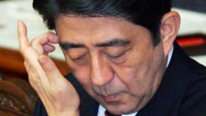 El primer ministro Shinzo Abe (I.Kato/Reuters)