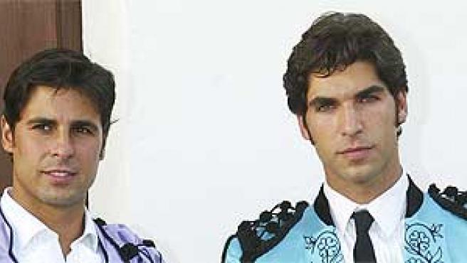 Fran y Cayetano Rivera