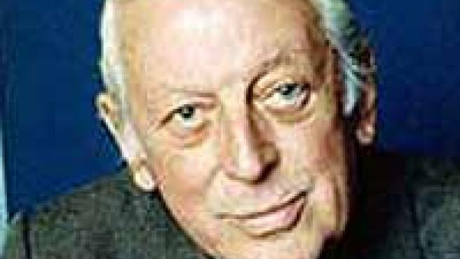 El locutor de la BBC, ya fallecido, Alistair Cooke, uno de los cadáveres mutilados. (BBC)