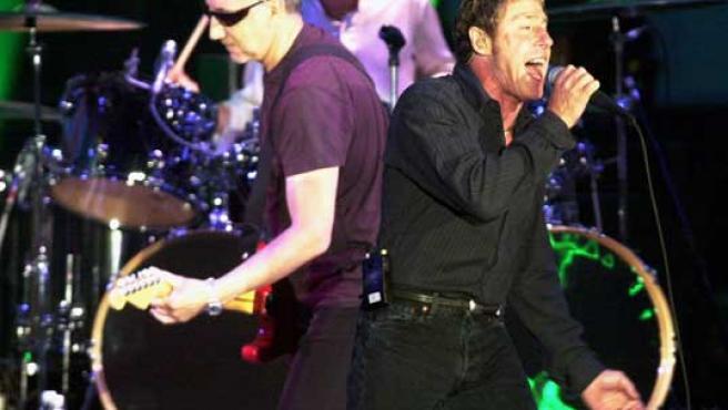 Pete Townshend y Roger Daltrey