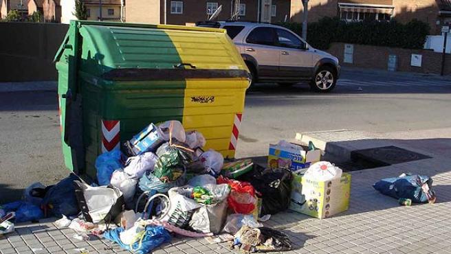 El problema se registra muy cerca del propio Ayuntamiento de Madrid (Vicente Vila)