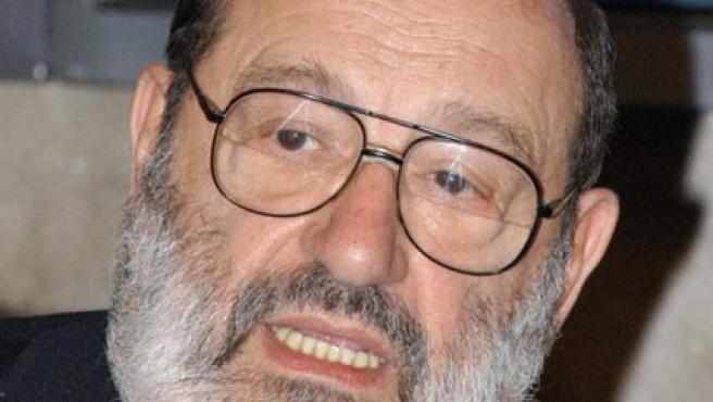 Umberto Eco. (Wikipedia)