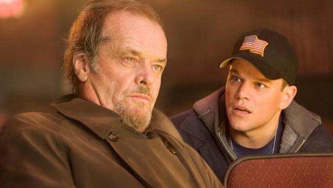 Jack Nicholson es un despiadado gánster que introduce a uno de sus chicos (Matt Damon) dentro de los servicios secretos. (20MINUTOS)