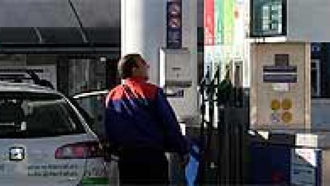 Huelga de gasolineras. (Archivo)
