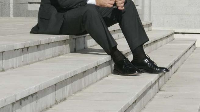 El ministro posa para 20minutos.es. (Jorge París)