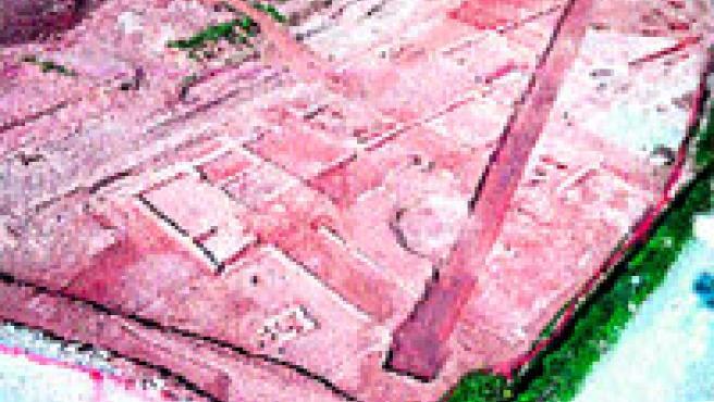 El yacimiento romano de Els Alters.