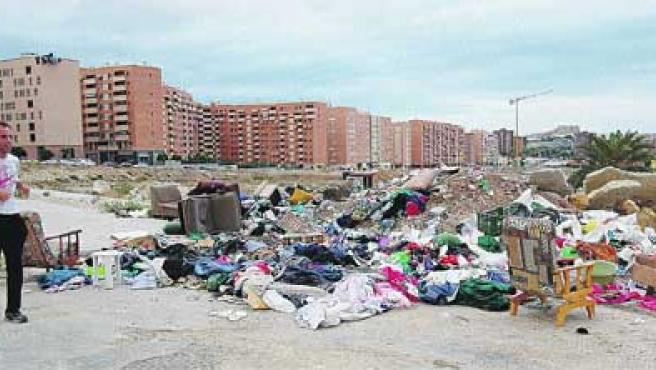 Barrio de San Blas. (Rafa Molina)