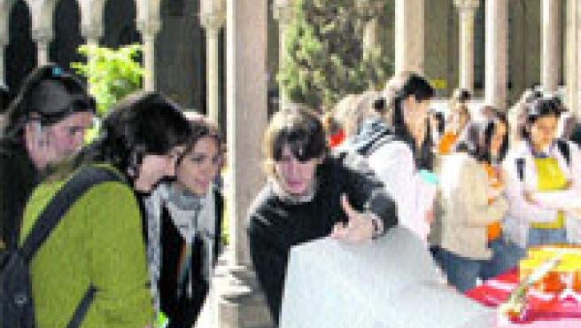 La Universidad de Barcelona es la primera clasificada en el ranking nacional. (Archivo)