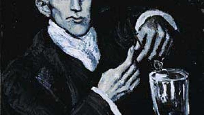 'Retrato de Ángel Fernández de Soto'. (Chistie's)