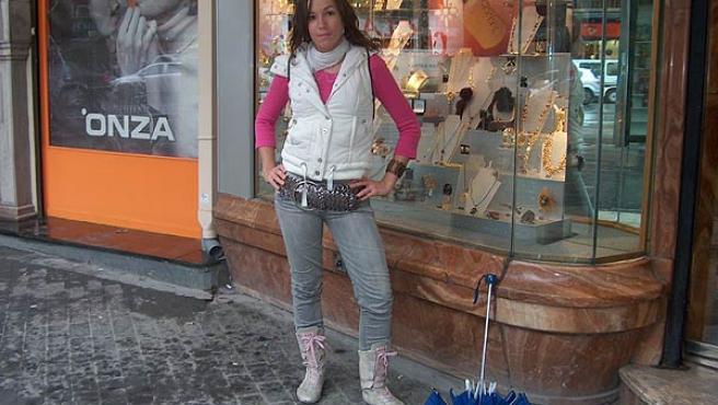 Sonia Villagrán. (Cristina Seva)
