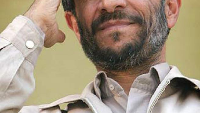 El presidente iraní, Mahmud Ahmadineyad