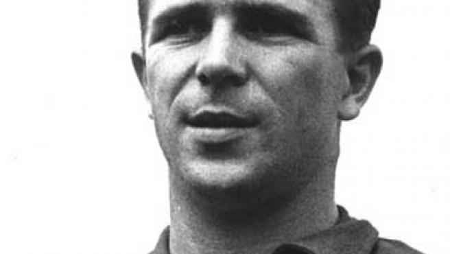 Ferenc Puskas, en su época de jugador (Internet)