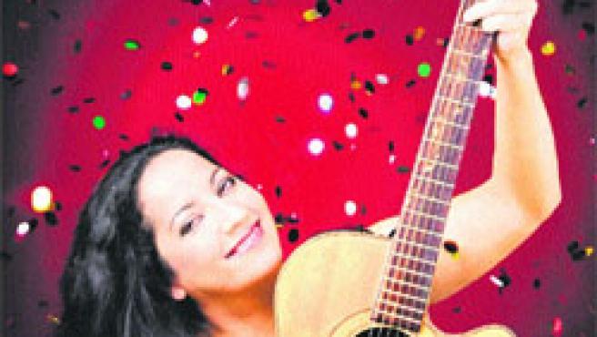 Inma Serrano actuará en su tierra.