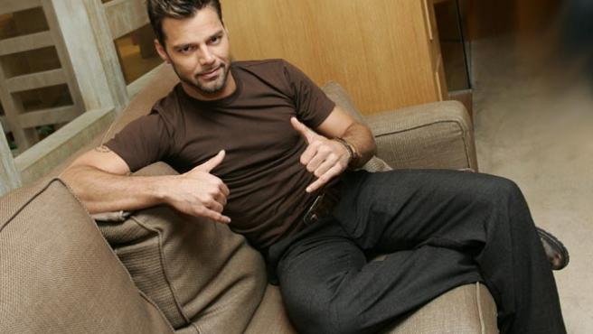 Ricky Martin.(Jorge París)
