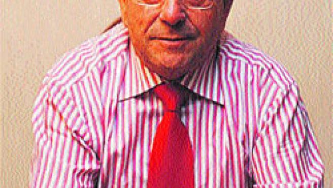 Luis Martín Pindado. (Jorge Paris)