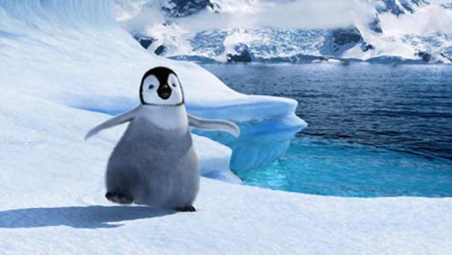 Unos pingüinos muy bailarines. (Warner Bros)