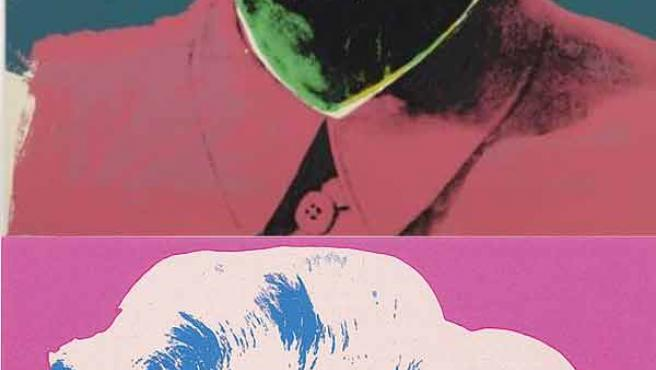 Mao y Marylin, en versión Andy Warhol