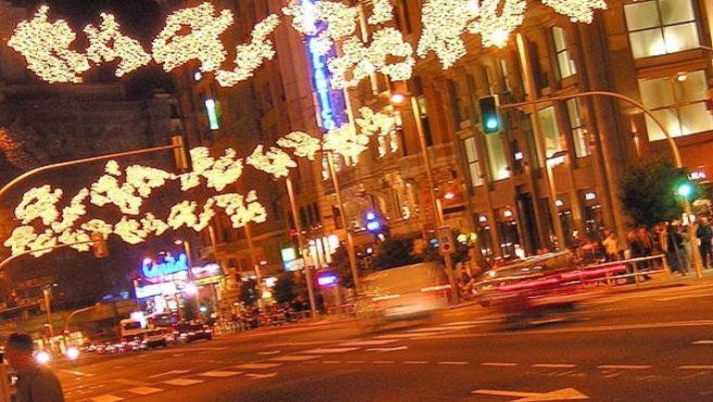 Las luces no se encienden oficialmente hasta el 24 de noviembre (Jorge París)