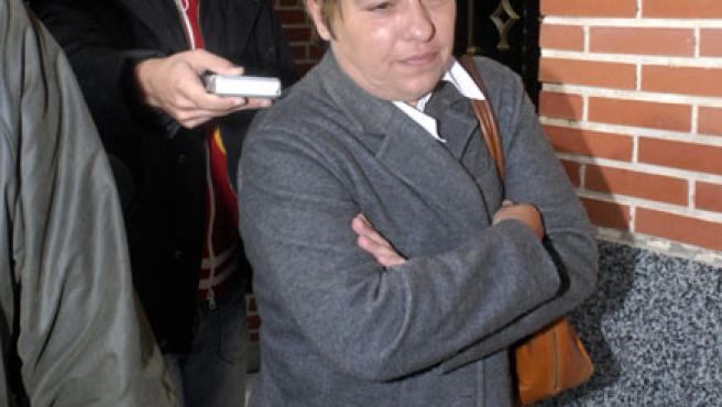 El PP ve indicios de que la nueva alcaldesa (en la foto) pudiese haber cooperado en la trama.