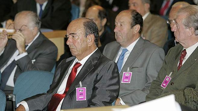 Botín en la Audiencia Nacional. (Juanjo Martín / Efe)