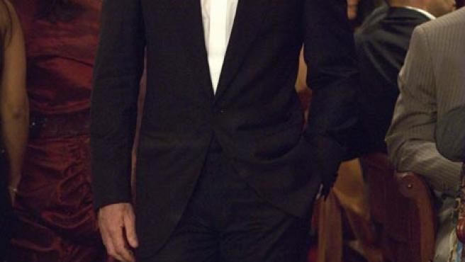 Daniel Craig, el nuevo 007. (20MINUTOS)