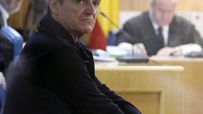 De Juana Chaos en un juicio el pasado 27 de octubre. (Emilio Naranjo / Efe)