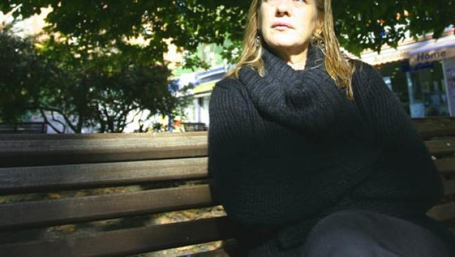 Pilar Manjón. (Jorge París)