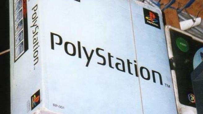Una imitación china de la consola PlayStation. (Gamekult)