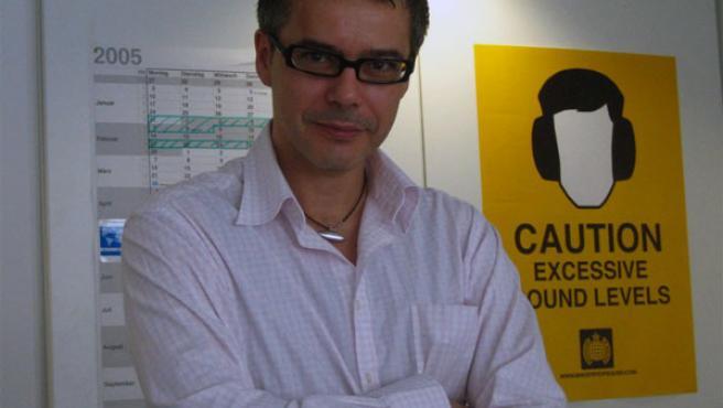 Gabriel González es el responsable del concurso de blogs de la cadena pública alemana (Hoder )