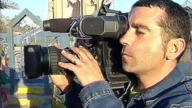 José Couso. (Telecinco)