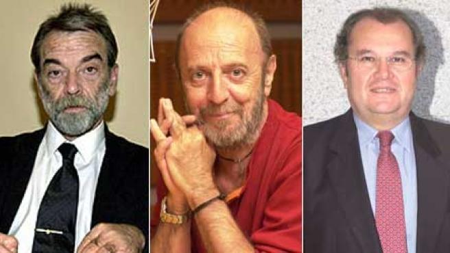 Ignacio Salas (i), Andrés Aberasturi (c) o Valentín Requena son algunos de los profesionales que dejan RTVE.