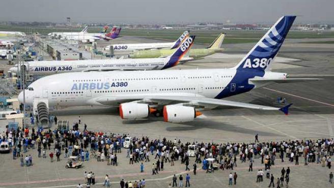 Airbus A380. (Lifedistilled)