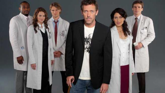 El doctor House y su equipo médico se toman unas vacaciones. (ARCHIVO)