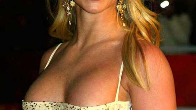 Britney Spears. (ARCHIVO)