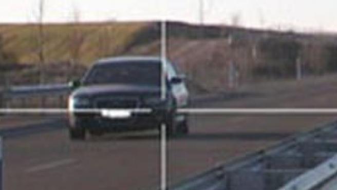 El coche de Constantino García alcanzó una velocidad nunca antes registrada por un radar.