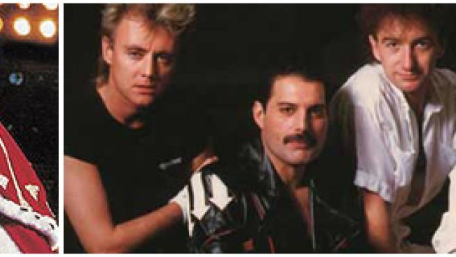 Queen, mejor banda de rock de la Historia, según los británicos.