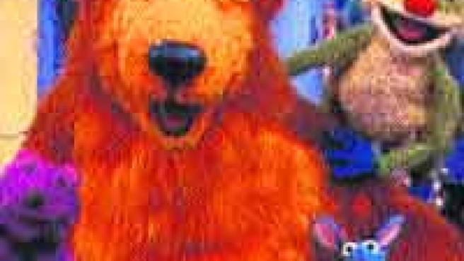 El Oso de la Casa Azul es uno de los personajes favoritos de los peques.