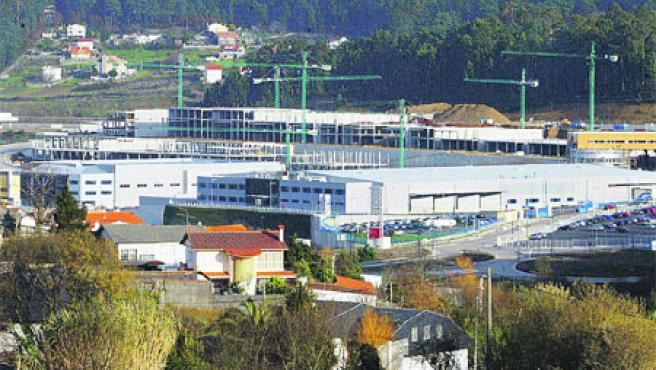 Muchos polígonos industriales aumentan su extensión para acoger a nuevas empresas.