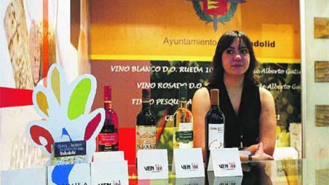 Valladolid participa como ciudad invitada en el certamen Madrid Fusión.(J. Lázaro/Ical)