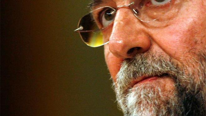 Mariano Rajoy, ayer en el Congreso (Susana Vera / Reuters)
