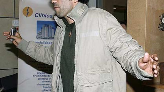 Juan Carlos Valerón en una imagen de archivo. (Efe)