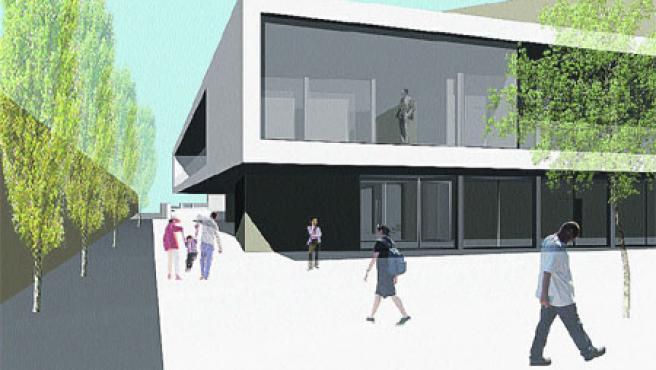 El diseño final del edificio llegará a finales de mes al Ayuntamiento para sacarlo a concurso.