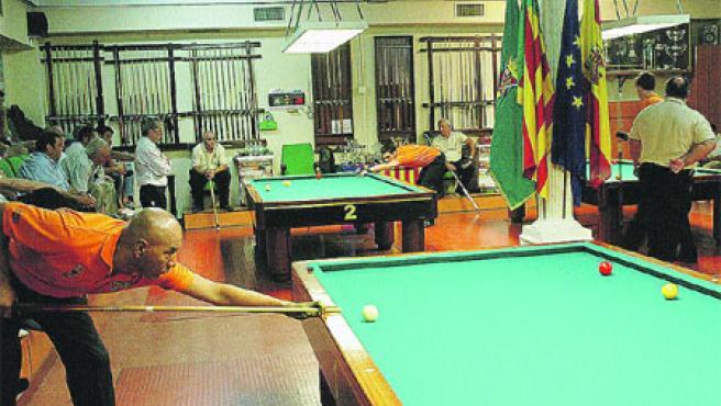 Los amantes del billar van a poder disfrutar del tercer Open de Billar a Tres Bandas Villa de la localidad.