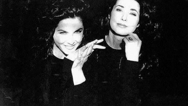 Las hermanas Katia (izda.) y Marielle Labéque. (Brigitte Lacombe)