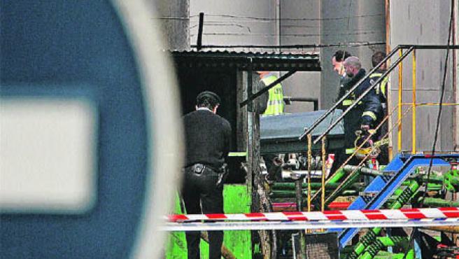 Cinco personas han muerto en el trabajo en la provincia de Sevilla. (EFE / K. R.)