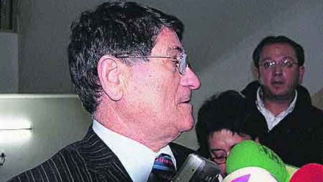Alcalde Juan Ramírez. (F. J. M.).