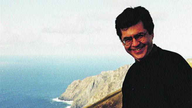 Manuel Hidalgo nació en Pamplona hace 53 años.