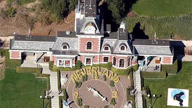 Neverland, la mansión de Michael Jackson©Korpa