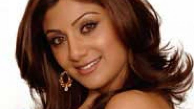 La actriz de Bollywood, Shilpa Shetty